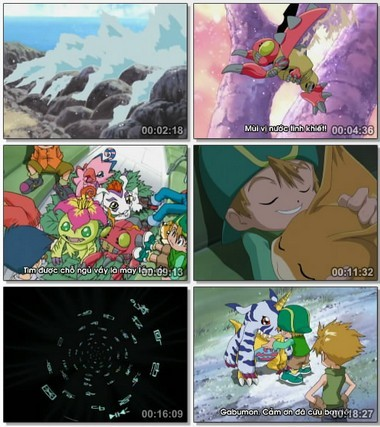 [Cartoon]Digimon Season 1 Việt sub Digiad03