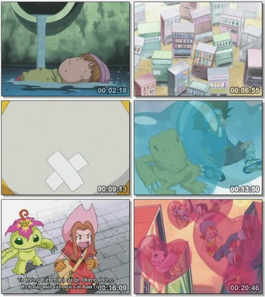 [Cartoon]Digimon Season 1 Việt sub Digiad061