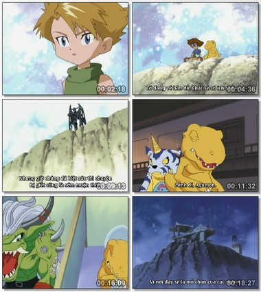 [Cartoon]Digimon Season 1 Việt sub Digiad08