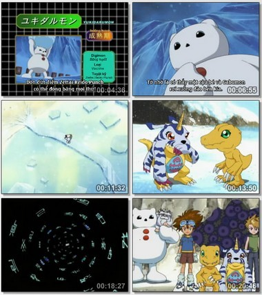 [Cartoon]Digimon Season 1 Việt sub Digiad09