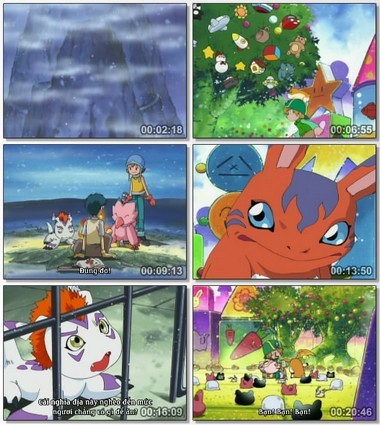 [Cartoon]Digimon Season 1 Việt sub Digi1112
