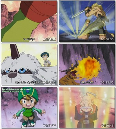 [Cartoon]Digimon Season 1 Việt sub Digiad13