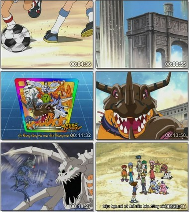 [Cartoon]Digimon Season 1 Việt sub Digiad16