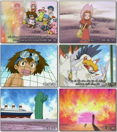 [Cartoon]Digimon Season 1 Việt sub Digiad17
