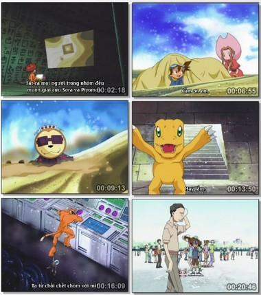 [Cartoon]Digimon Season 1 Việt sub Digiad20