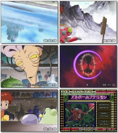 [Cartoon]Digimon Season 1 Việt sub Digiad24