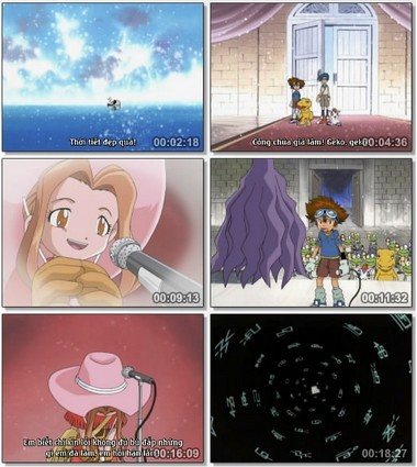 [Cartoon]Digimon Season 1 Việt sub Digiad25