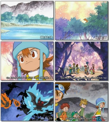 [Cartoon]Digimon Season 1 Việt sub Digiad26