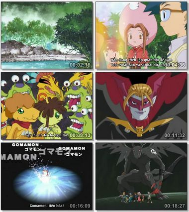 [Cartoon]Digimon Season 1 Việt sub Digiad27